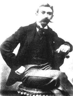 بيير دي كوبيرتان مؤسس اللجنة الأولمبية